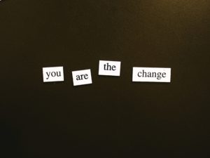 tiles you are the change